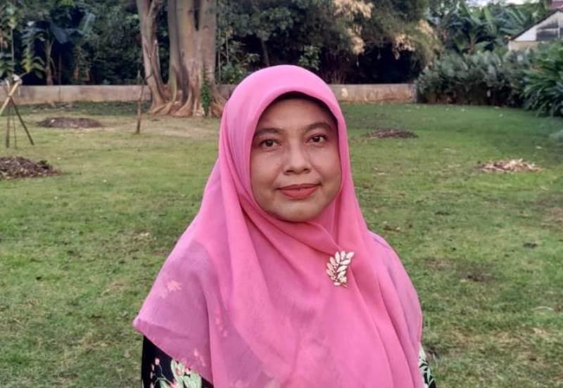 Dr. Mardiah Rohman, M.Si